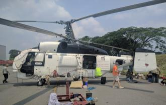 Galeri ASSEMBLY HELICOPTER KAMOV 32 8 img_20170608_133007